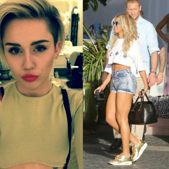 miley cyrus-denies dissing beyonce-the jasmine brand