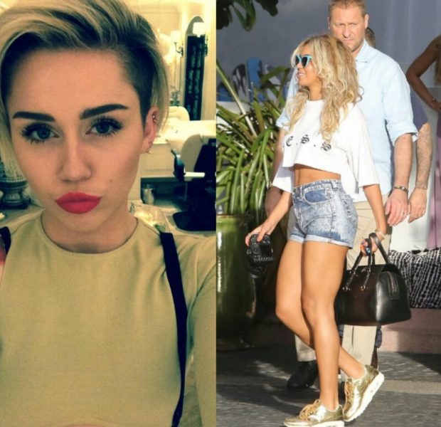 Miley Cyrus Denies Dissing Beyonce: 'How Are People Allowed To Make Up S**t!'