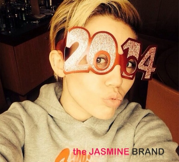 miley cyrus-new years eve 2014-the jasmine brand