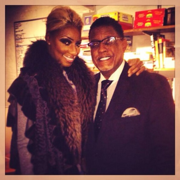 nene leakes-greg leakes-watch what happens live 2014-the jasmine brand