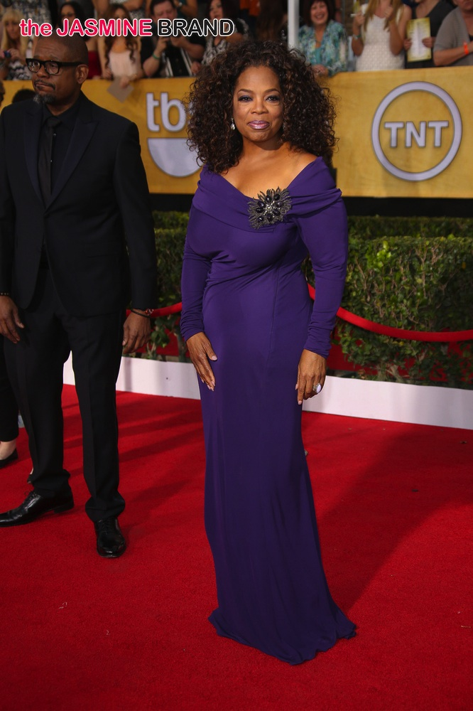 Photos 20th Annual Screen Actors Guild Awards Oprah
