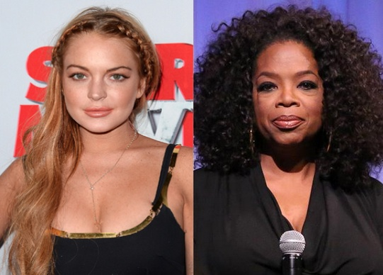 Oprah Winfrey Tries to Rescue Lindsay Lohan In New Reality Show + OWN Gives Tyler Perry New Series