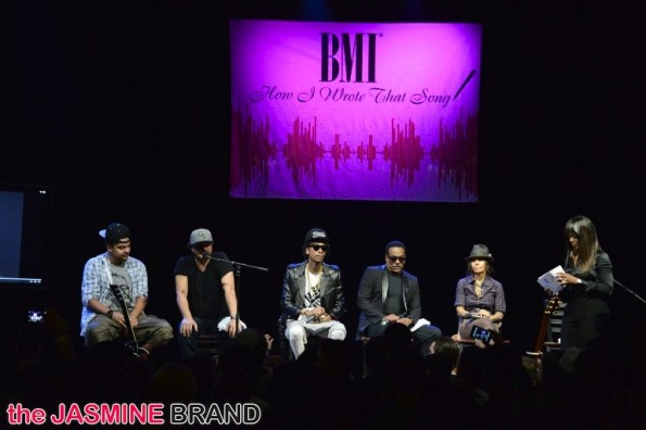 panel-GRAMMY AWARD NOMINEES AND HITMAKERS SHARE SONGWRITING SECRETS AT BMI-HOW I WROTE THAT SONG-the jasmine brand