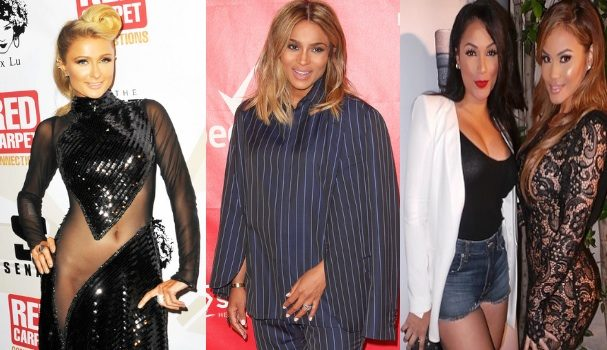 Red Carpet Stalking: Ciara, Mc Lyte & Miguel Attend MusiCares + Paris Hilton, Laura Govan & Malaysia Pargo Hit Pre Grammys Party