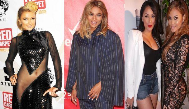 Red Carpet Stalking: Ciara, Mc Lyte & Miguel Attend MusiCares + Paris Hilton, Laura Govan & Malaysia Pargo Hit Pre Grammys Party