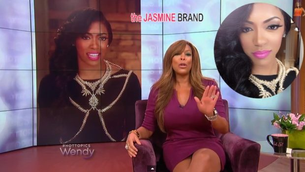 Messy, Messy: Porsha Stewart Pissed At Wendy Williams, Throws Jabs At TV Hosts Husband + Gabby Sidibe Barks Back At Critics Poking Fun of Weight