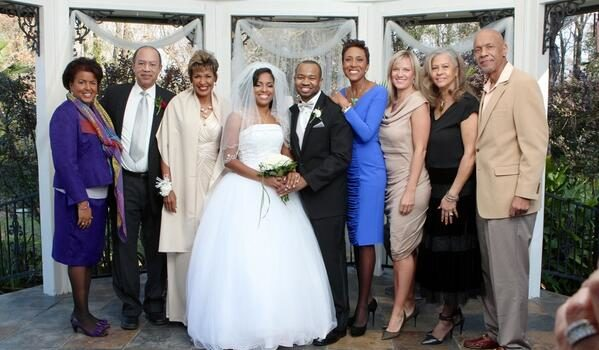 [VIDEO] Robin Roberts Tells GMA Why She Decided to Publicly Reveal Girlfriend