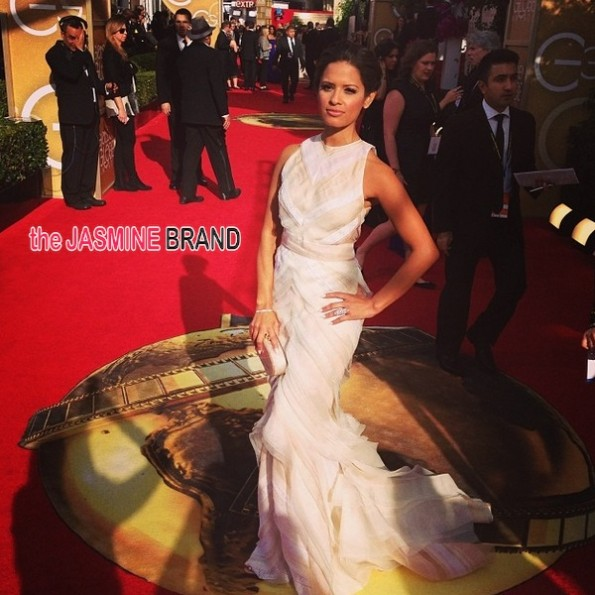 rocsi diaz-b-golden globes red carpet 2014-the jasmine brand