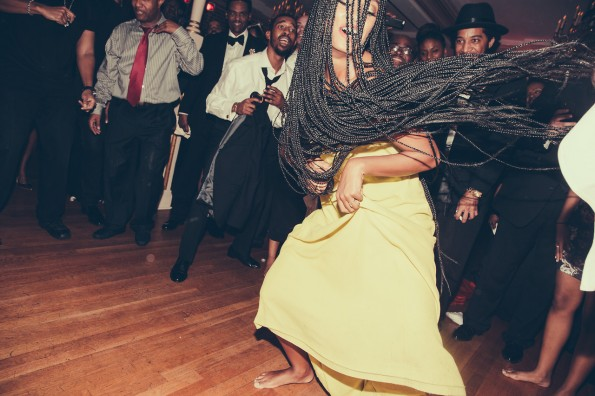 solange dances-tina knowles-60th birthday party new orleans-the jasmine brand