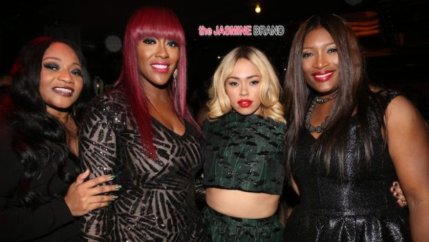 [Photos] SWV Hosts NYC Premiere Party For New Reality Show