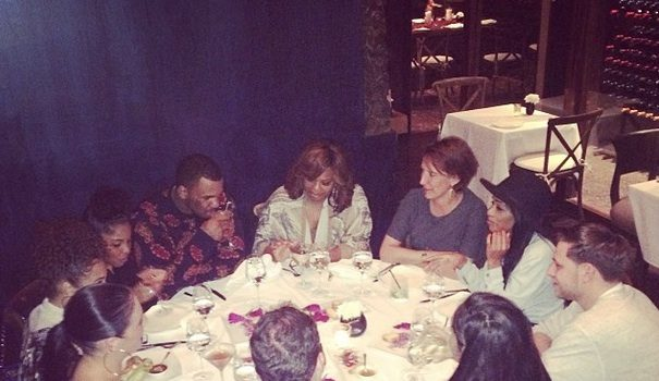 [Photos] Rapper The Game Hints At New Business Deal With Mona Scott-Young