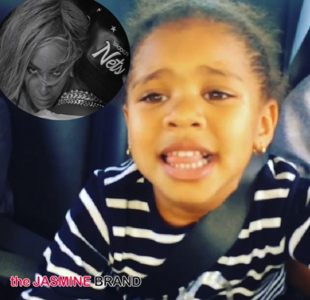 [WATCH] How Young Is Too Young? The Game's Daughter Sings About Surfboards & Swervin
