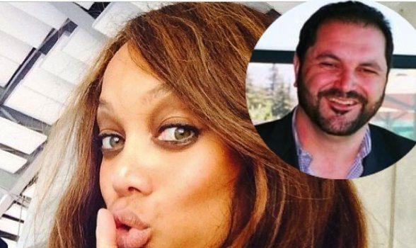 Details on Tyra Banks' New Filthy Rich Techie Boyfriend, Shervin Pishevar!
