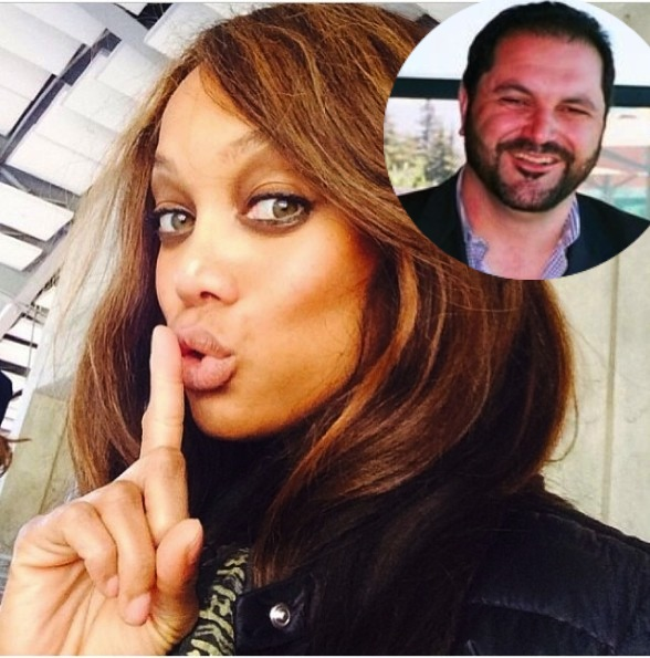 Details on Tyra Banks' New Filthy Rich Techie Boyfriend, Shervin Pishevar!