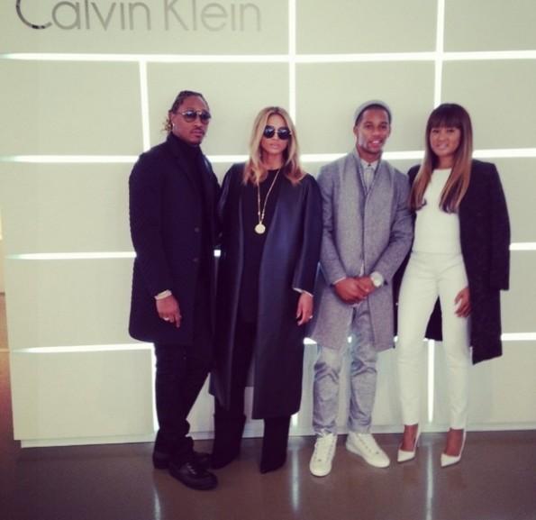 victur cruz-future-ciara-Fall 2014 Calvin Klein Collection runway show 2014-the jasmine brand
