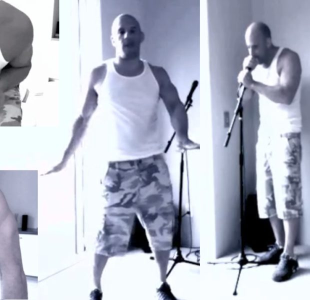 [VIDEO] Dance Like No One Is Watching! Vin Diesel Dances (Solo) to Katy Perry and Beyonce