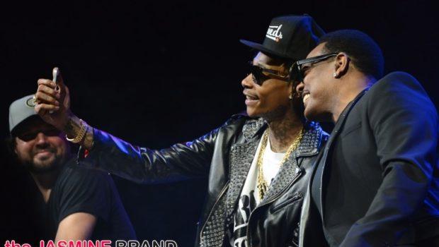 [Photos] Wiz Khalifa & Charlie Wilson Present At BMI Panel + T.I. & NeYo Attend ASCAP Brunch