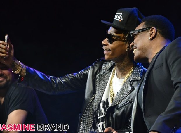 [Photos] Wiz Khalifa & Charlie Wilson Present At BMI Panel + T.I. & NeYo Attend ASCAP Brunch