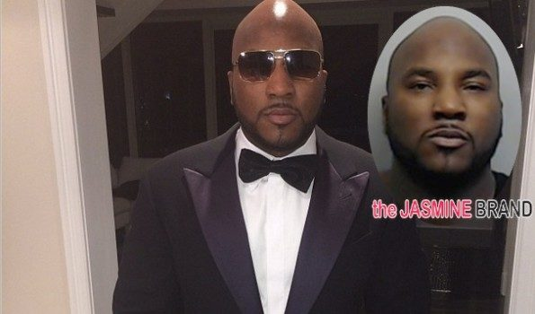 [Thug Life] Young Jeezy Arrested for Possession of Assault Rifle