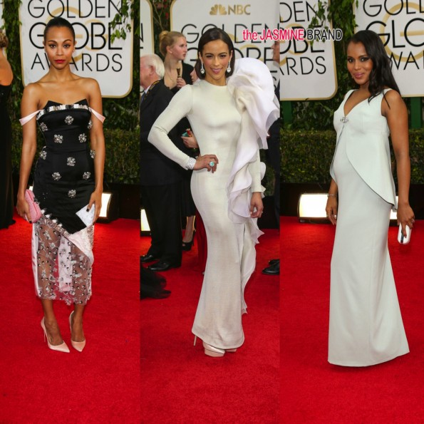 zoe saldana-paula patton-kerry washington-golden globes 2014-the jasmine brand