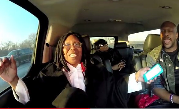[Video] Whoopi Goldberg Announces New YouTube Reality TV Show, Rollin' With Whoopi