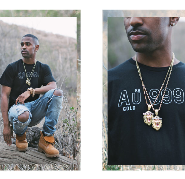 Big Sean Releases AURA GOLD Spring Look Book