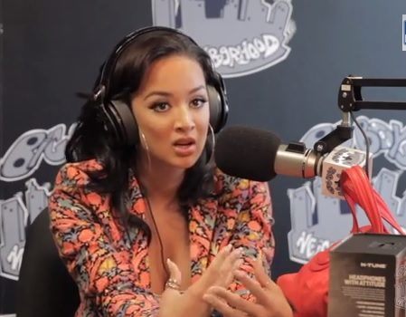 [AUDIO] Draya Michele On Leaving 'Basketball Wives LA', Going Mainstream & Potential Wedding Bells