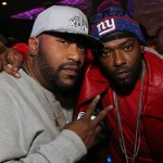 Bun B, Treach 2 - Myx Super Bowl at Stage 48 NYC 2.2.14