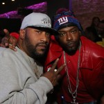 Bun B, Treach - Myx Super Bowl at Stage 48 NYC 2.2.14