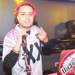 DJ Camilo - Myx Super Bowl at Stage 48 NYC 2.2.14