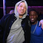 DJ Kid Capri, Kevin Hart - Myx Super Bowl at Stage 48 NYC 2.2.14