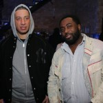 DJ Kid Capri and guest - Myx Super Bowl at Stage 48 NYC 2.2.14