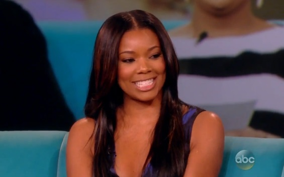 [VIDEO] Gabrielle Union Says Watching Her Parents Divorce Helped Her Be A Stepmom to Dwyane Wade's Kids