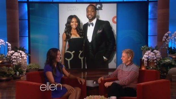 [VIDEO] Gabrielle Union Admits D.Wade Has Become Their Wedding Planner