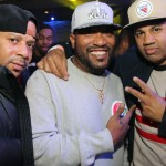 Guest, Bun B, Lenny Santiago - Myx Super Bowl at Stage 48 NYC 2.2.14