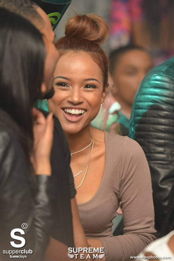Karrueche-parties at supperclub-sean kingston birthday 2014-the jasmine brand