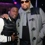 Kevin Hart, Fat Man Scoop - Myx Super Bowl at Stage 48 NYC 2.2.14