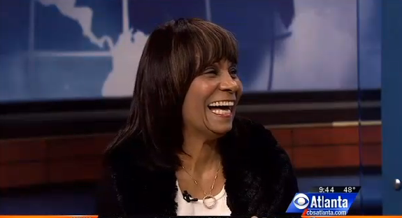 Mama Joyce on CBS Atlanta