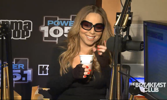 [Champagne For Breakfast] Mariah Carey Sips & Addresses Rumors About Bobbi Kristina, Sex With Nick Cannon & #DemBabies