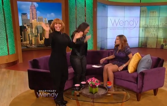 Mary Mary on Wendy Williams