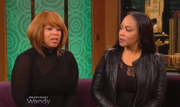 [WATCH] Gospel Sisters 'Mary Mary' Address Their Own Gossip on Wendy Williams