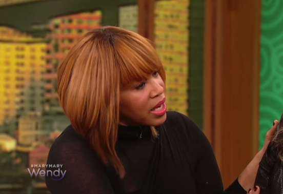 Mary Mary on Wendy Williams3