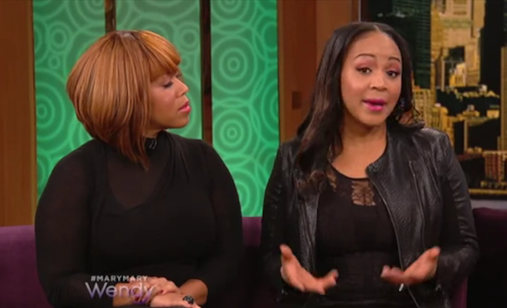 Mary Mary on Wendy Williams6