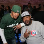Peter Gunz, Bun B - Myx Super Bowl at Stage 48 NYC 2.2.14