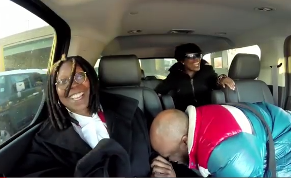 Rollin With Whoopi