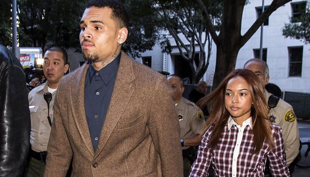 Chris Brown Avoids Jail, Ordered to Stay In Rehab