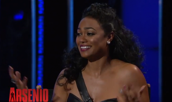 Tatyana-Ali-Talks-Return-To-Music-Arsenio-Hall-The Jasmine Brand