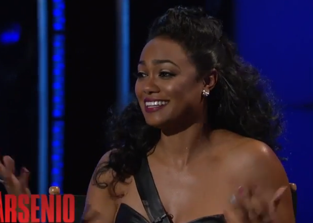 [VIDEO] Actress Tatyana Ali Talks Return To Music, Performs New Song On Arsenio Hall Show