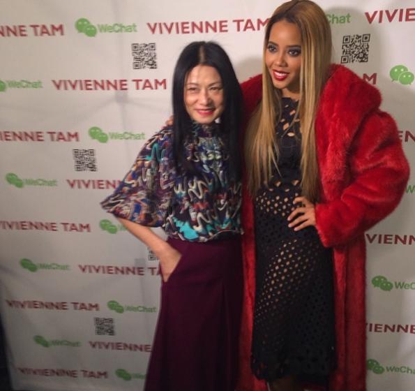 Alicia-Quarrles-Nene-Leakes-NYFW-2014-The Jasmine Brand