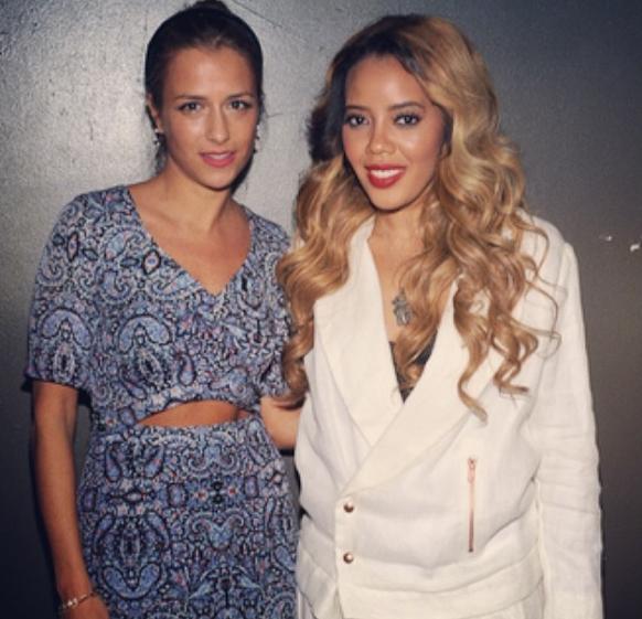 Angela-Simmons-Charlotte-Ronson-NYFW-2014-The Jasmine Brand